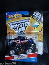 Hot Wheels Monster Jam THRASHER 7/80 Tattoo Series
