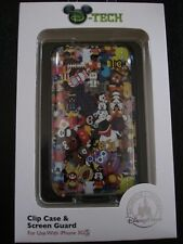 Disney Parks Vinylmation Cover Clip Case & Screen Guard iPhone 3G 3GS New in Box