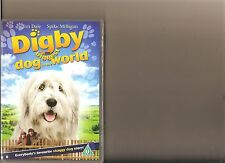 DIGBY THE BIGGEST DOG IN THE WORLD DVD KIDS RETRO 70S JIM DALE