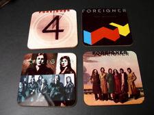 Foreigner Album Cover COASTER Set