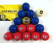 Sydney Roosters NRL Pool Snooker Billiards Balls Full Aramith Ball boxed Set
