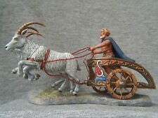 SALE!!! Elite tin soldiers St. Petersburg: The Chariot Of Thor. 54 mm