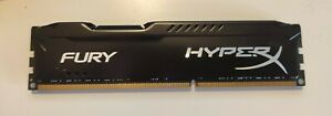 HyperX DDR3 RAM - 4GB 1 Module - Black
