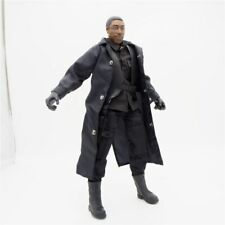 "1/6 Scale Clothes Set Outfit Black SWAT Soldier For 12"" Military Action Figure"