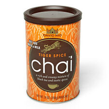 David Rio Tiger Spice Chai Tee 398g-Dose - (2,36 EUR/100g)