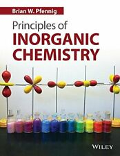 Principles of Inorganic Chemistry, Pfennig 9781118859100 Fast Free Shipping+=