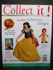 September Collect It! Antiques & Collectables Magazines
