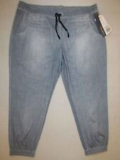 Activewear Bottoms Gray Lucy Lightweight Crop Pants Xl Buy One Give One