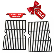 Cast Iron Cooking Grid Grate Replacement For Grill Master Porcelain Coated Iron