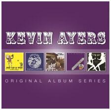 Kevin Ayers - Original Album Series 5 CD Set 2014 Warner