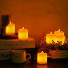 24PC LED Flameless Tea Light Tealight Candle Wedding Decoration Battery Included