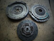 VAUXHALL ASTRA G MK4 2.0 SRI 3 PIECE CLUTCH KIT  SOLID FLYWHEEL YEAR 2000