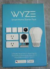 Wyze Smart Home Starter Pack - WSHSB MISSING WYZE PLUGS