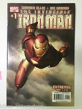 Iron Man #1 Comic Book Marvel 2005