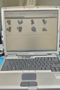 Saab Dell Laptop with  GlobalTis WIS EPC for Tech 2.