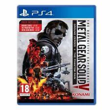 Metal Gear Solid V: experiencia definitiva (PS4) (Nuevo)