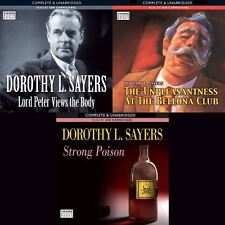 Dorothy L.Sayers - Lord Peter Wimsey Books 04-06 Audio Collection (02) on mp3 CD