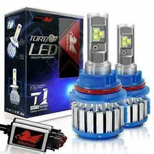 2x 9007 Hb5 6000K Led Headlight Conversion Kit 70W 7000Lm High-Low Beam Bulbs(Fits: Neon)