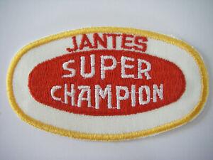Jantes SUPER CHAMPION Ancien Patch Vélo Ecusson maillot équipe TOUR DE FRANCE