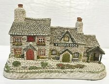 "David Winter Cottages ""Y DDRAIG GOCH"" 1993"