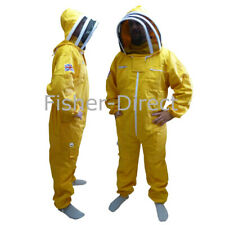 🐝bee keepers suit yellow best price, high quality. Strong 260GSM cotton .