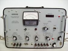 Wilcom T132B V.F. Spectrum analyzer*Sold as is*