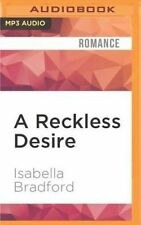 USED (LN) A Reckless Desire (A Breconridge Brothers Novel) by Isabella Bradford