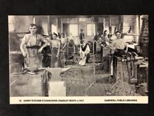 More details for vintage real photo postcard: #tp1837: harry stevens chain shop, cradley heath