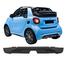 Rear Bumper Extension Lower Valance For  Smart ForTwo 453 14+ Air Diffuser