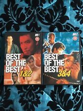 BEST OF THE BEST 1-4 MARTIAL ARTS KUNG FU TOURNAMENT ACTION THRILLER OOP RARE