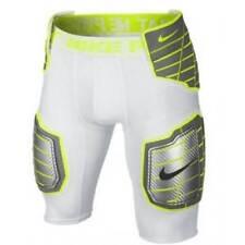 NIKE PRO COMBAT HYPERSTRONG 3 COMPRESSION HARDPLATE FOOTBALL SHORT 584386 S $90+