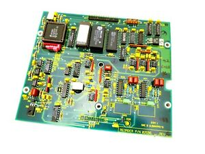 MICRO MOTION 0259601 REUL PROCESSOR BOARD REVISION C