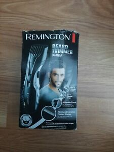 Remington MB320C Barba Beard Trimmer for Men with Ceramic Blades