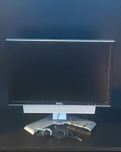 Dell 2007WFP LCD Monitor +  Dell Stereo Sound bar & monitor stand
