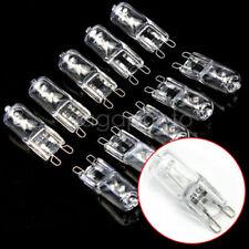 5Pc G9 Base Halogen Lighting Warm White Office Capsul Light Bulbs Lamp 25W 230V