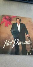 Neil Diamond Christmas 1993 Concert program