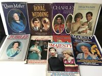Collection of Princess Diana Prince Charles Queen & Queen Mother Royal Magazines