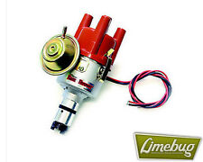 VW T1 Pertronix Vacuum Dizzy Electric Ignition 6V Distributor Engine Beetle T2