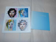BECK !!!! LOST CAUSE!!!!!!!!!!!!!RARE FRENCH PRESS PACK