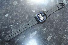 Casio F-91W Retro Watch with Resin Strap