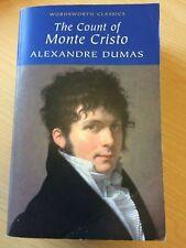 Wordsworth Classics - The Count of Monte Cristo - Alexandre Dumas (paperback)