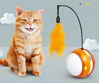 Cat Toy Automatic Electric Rotating Rolling Ball Interactive Toys