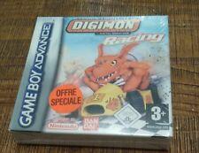 "Jeu Nintendo gameboy advance ""Digimon racing"" FR NEUF BLISTER !"