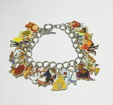 Beauty and the Beast Bracelet Lumiere Mrs Potts Chip Gaston Belle Charms Child