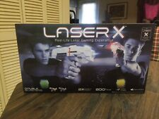 Laser X Double Morph Blasters Laser Tag 200' 2 Players!