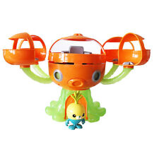 Octonauts Octopod Tunip Playset Action Figures Kids Exercise Educational Toys