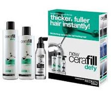 Redken Cerafill Defy Kit For Normal to Thin Hair - Free Shipping