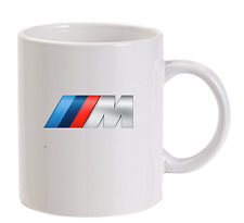 BMW M Power inspired Mug Personalised   Motorsports Alpina Mens Logo Racing