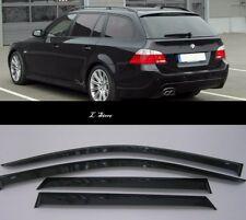 For BMW 5 Touring E61 2004-2010Side Window Visors Sun Guard Vent Deflectors