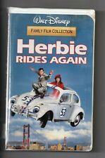 Walt Disney's Herbie Rides Again (VHS)